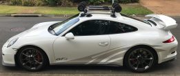 Porsche GT3 Roof Rack - The SeaSucker Paddle Board Rack
