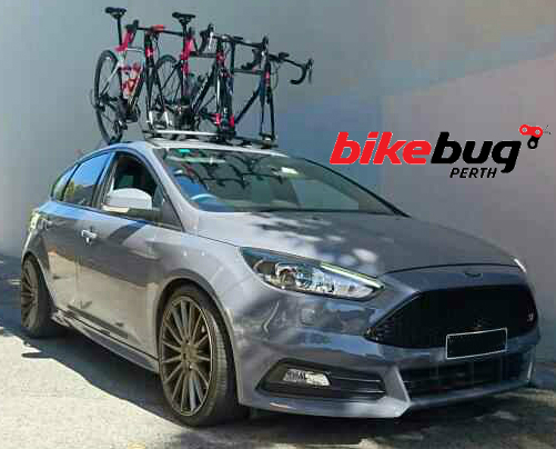 Bikebug Perth Ford Focus St Bike Rack Seasucker Down Under