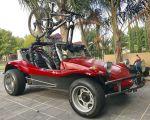 VW Dune Buggy Bike Rack - The SeaSucker Mini Bomber