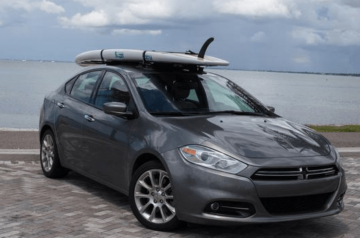 SeaSucker Board Rack - Dodge Dart
