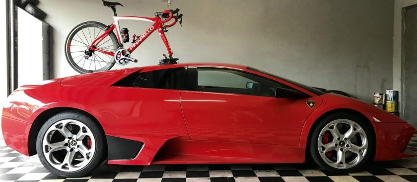 Lamborghini Murcielago Bike Rack Part 1 Seasucker Down Under