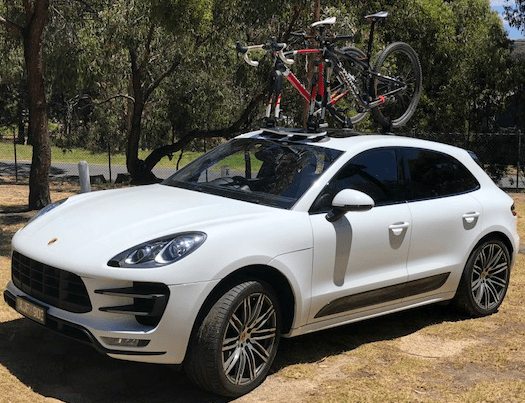 Porsche Macan Bike Rack