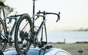 Bastion Cycles McLaren with SeaSucker Talon