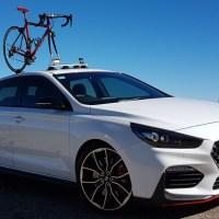 Hyundai i30 Bike Rack