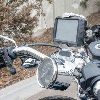 Motorbike GPS Windshield Mount