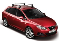 SEAT Ibiza Estate Roof Rack Bars - Caffyns Seat & Skoda