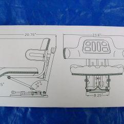 Massey Ferguson 175 Parts Diagram 2001 Nissan Pathfinder Speaker Wiring Suspension Seat Tractor 135 150 165
