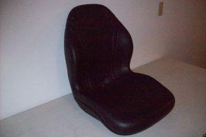 Seat Warehouse  BLACK SEAT 240, 250, 260, 280, 313, 315, 317, 325, 328, 332 JOHN DEERE SKID
