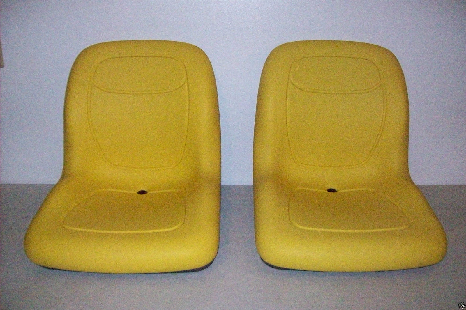hight resolution of pair of high back seats john deere gators hpx 4x4 4x2 6x4 xuv 850d tx th jr