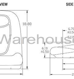 gray high back seat w slide track kit for case skid steer loader 410 420 420ct 430 435 440 440ct 445 445ct 450 450ct 465 1530 1830 1835  [ 1600 x 785 Pixel ]