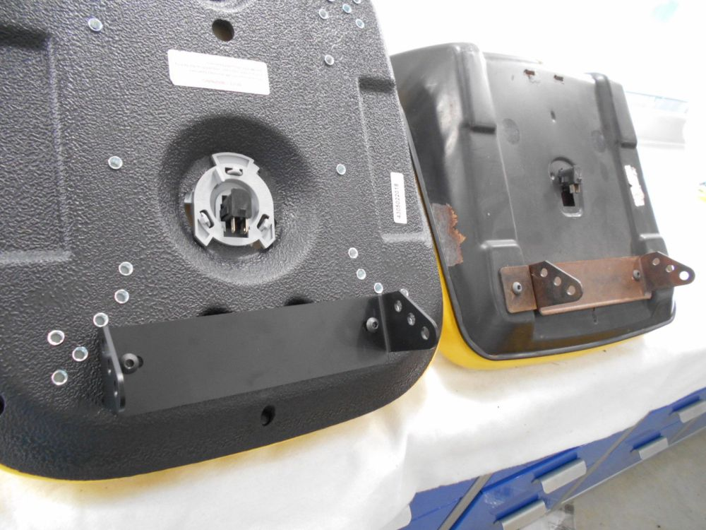 medium resolution of  wiring yellow seat john deere x485 x495 x575 x585 x595 x720
