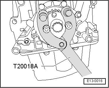 SEAT Workshop Manuals > Leon Mk1 > Power unit > 4 cyl