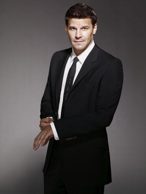 Tired of helping the helpless, Angel changes his name to Seeley Booth and joins the FBI.