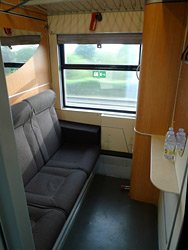 compact sofa bed apartment leather paris to venice by thello sleeper train | buy tickets from €35