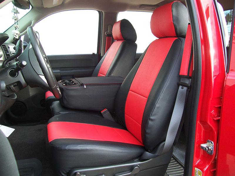 Chevy Silverado 20072012 Iggee Sleather Custom Seat