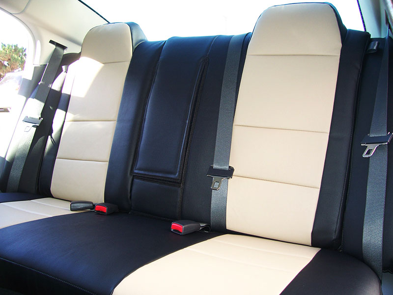 Dodge Charger 20112014 Iggee Sleather Custom Seat Cover