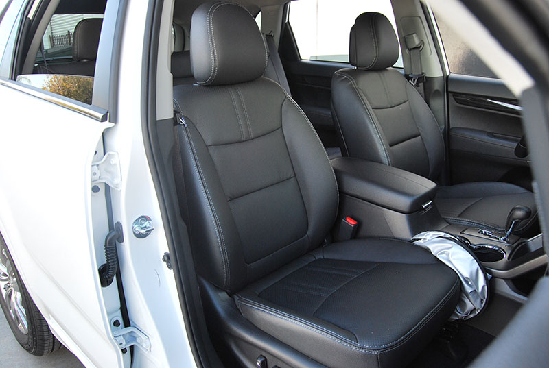 Front Seat Covers For 2017 Kia Sorento Go4carzcom