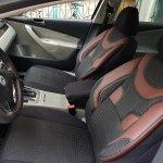 Car Seat Covers Protectors Audi A3 8v Black Red V3 Front Seats
