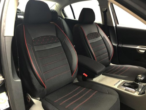 small resolution of car seat covers protectors for bmw 3 series touring e46 black red v24 front seats