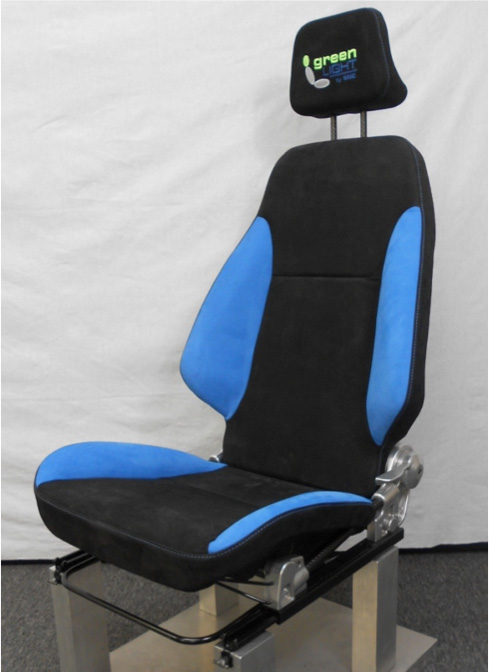 Automotive Seat Design from The Seat Design Company  SDC