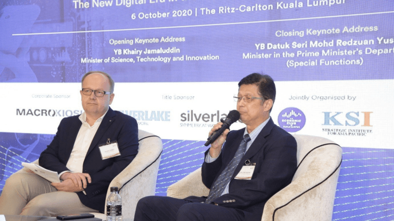 Panel Speaker at The Malaysian Digitalization Forum 2020 – 6 Oct 2020