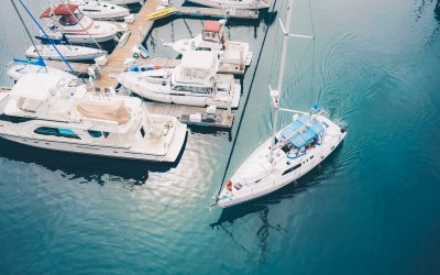 Visit SeaTech Systems in Booth I-12 at the 2018 Pacific Sail and Power Boat Show!