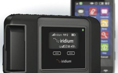 Using your Iridium Go! Satellite Phone