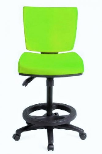 ergonomic task chair lumbar support girls desk react drafting | seated