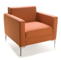 GQ Single Lounge Chair | Seated