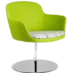 Swivel Chair Risers How To Build A Rocking Danae Guest   Seated