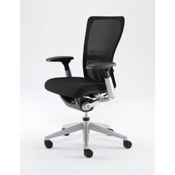 Haworth Zody Chair  Best Mesh Office Chair  Quickship Model
