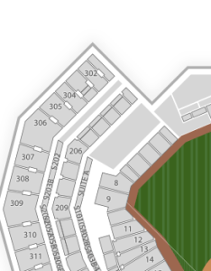 also texas rangers seating chart  map seatgeek rh