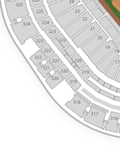 Marlins park seating chart concert also  map seatgeek rh