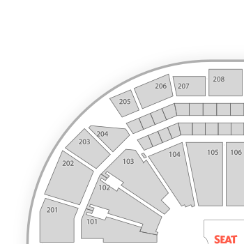 Bb T Pavilion Seating Charts Find Tickets