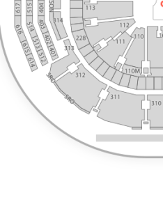 Scotiabank arena seating chart broadway tickets national also sports  map seatgeek rh