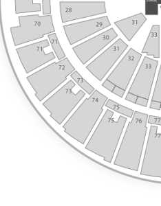 Frank erwin center seating chart classical also wwe  map seatgeek rh