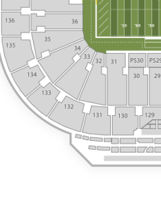Notre dame stadium seating chart concert also nhl  map seatgeek rh