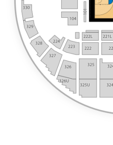 Von braun center propst arena seating chart comedy also seatgeek rh