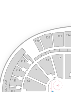 also vegas golden knights seating chart  map seatgeek rh