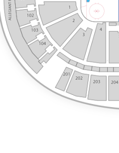 mobile arena seating chart concert vegas golden knights also  map seatgeek rh