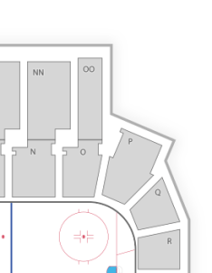 also boston college eagles hockey seating chart  map seatgeek rh