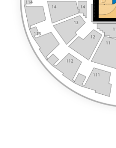 Purcell pavilion at the joyce center seating chart concert also  map seatgeek rh
