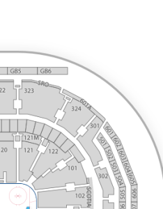 also scotiabank arena seating chart  map seatgeek rh