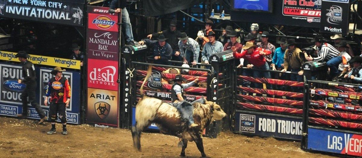 professional bull riders tickets
