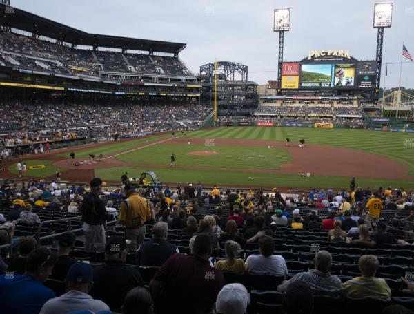 Pittsburgh Pirates Ticket Prices Chart - Year of Clean Water