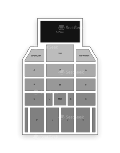 also winstar casino global events center seating chart mma  map seatgeek rh