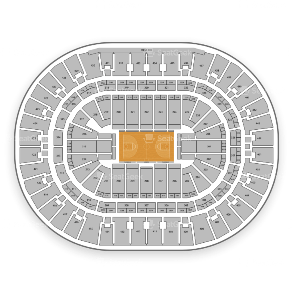 hight resolution of honda center seating chart map seatgeek