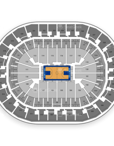 Chesapeake Arena Seating Row Map