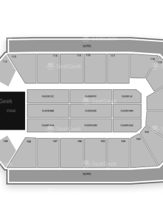 st bank center seating chart concert also seatgeek rh