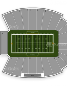 Vanderbilt commodores football seating chart also stadium  seat views seatgeek rh